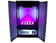 LED SuperNova Grow Box by SuperCloset Now Available with the KIND LED...