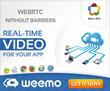 Weemo's WebRTC Video Platform