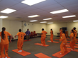Orange is the New Yoga Pants for Arizona Yoga Volunteer Who Teaches...