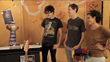 The Thermals on The Digits set for the Homework Hotline Skype Tour 2013
