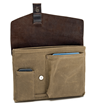 Outback Solo for MacBook Air—flap open view