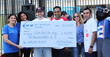 Britt Worldwide Charities presents a check for $10,000 at Easter Seals NJ's 5th Annual Walk With Me & 5K Run at MetLife Stadium