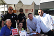 D2W Professional Wrestlers sign autographs at Easter Seals NJ's 5th Annual Walk With Me & 5K Run