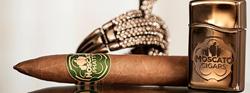 Moscato Cigars premium lifestyle brand