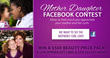 Curly Hair Solutions Calling for Entries for the Mother Daughter Contest to Award $500 Beauty Prize Pack