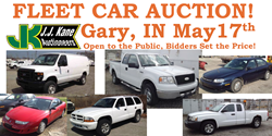 Gary, IN Auction,Used Ford F150, F250, Rangers, and more!