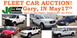 Skip The Dealership! Buy At Gary, IN Public Car Auction Saturday, May...