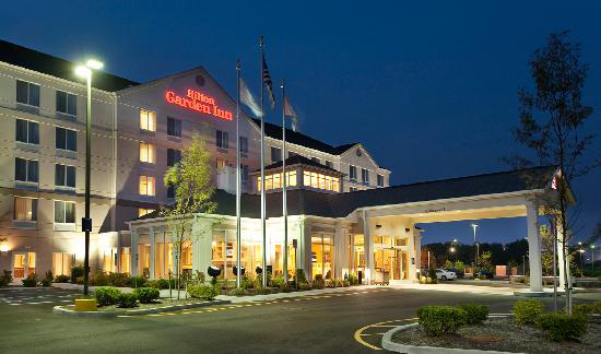 Buffalo lodging associates breaks ground on hilton garden for Hilton garden inn wayne nj