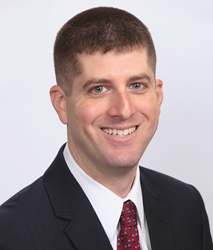 Cory Thompson, NATIC state agency manager for Ohio and Indiana