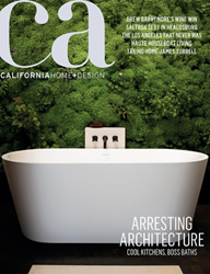 California Home + Design: Fall 2013 Edition