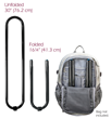 Ableware® X-Fer Rail™ Portable Wheelchair Transfer Board - For...