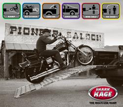 Truck Ramp rider, Shark Kage