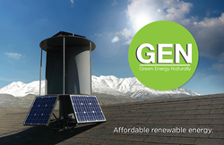 Renewable Energy - The GEN Kickstarter