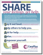 SHARE Campaign Encourages Open Communication on Mental Health