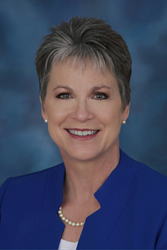 Jane Howell, President of Greater Denton/Wise County Association of Realtors