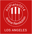 AniPiano 2014 concert featuring classic anime pianists @TheIshter & @Animenz