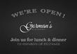 Gorman's Restaurant in New Braunfels, TX Opens for Business