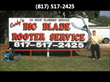 Arlington Plumbers at Curly's Big Blade Plumbing and Rooter Service...