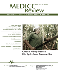 Cover MEDICC Review April 2014