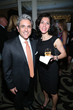 Pouria Abbassi, P.E., Senior Vice President and Regional Director of Phoenix House California and Ashley Tabbador at the 11th Annual Triumph For Teens Awards gala..