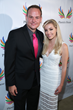 Actors Sky Soleil and Dalal Bruchmann at the 11th Annual Triumph For Teens Awards gala..