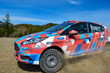 Team O'Neil, testing the Ford Fiesta ST before it's debut at the Oregon Trail Rally this weekend.