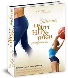 ultimate leg, butt, hip, thigh and tummy makeover review