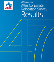 Atlas 2014 Corporate Relocation Survey, the Industry's longest-running survey.