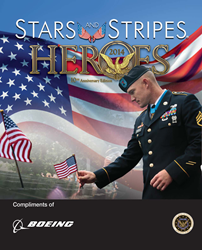 Stars and Stripes Heroes 2014