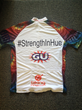 Eric Ward's Cycling Jersey