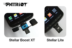 Stellar Boost XT and Stellar Lite Images