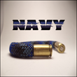 Navy BearArms Bracelet