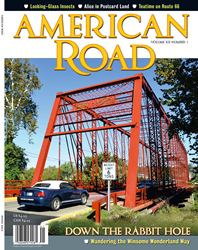 American Road magazine Spring 2014