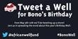 Tweet a Well