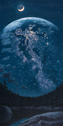 Night Lights by Rob Gonsalves