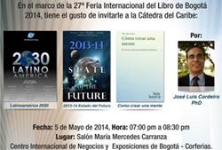 Bogota Book Fair 2014