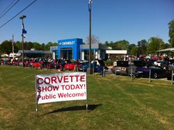 Atlanta Corvette Show
