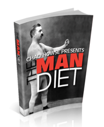 The Man Diet by Chad Howse