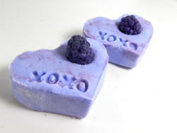 Don't Go Breaking My Heart! Solid Bubble Bath Bars