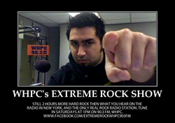 WHPC EXTREME ROCK SHOW
