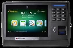 NT7000 Fingerprint Smart Time Clock / Kiosk