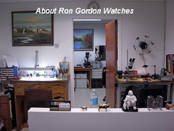 Ron Gordon Watch Repair Reviews