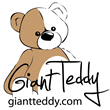 Giant Teddy Bears, Big Bears, Stuffed Bears, Personalized teddy bears