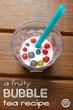 bubble tea for kids