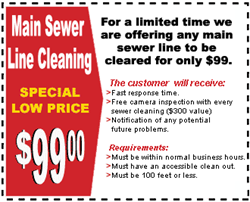Jersey City Sewer Repair and Sewer Line Cleaning