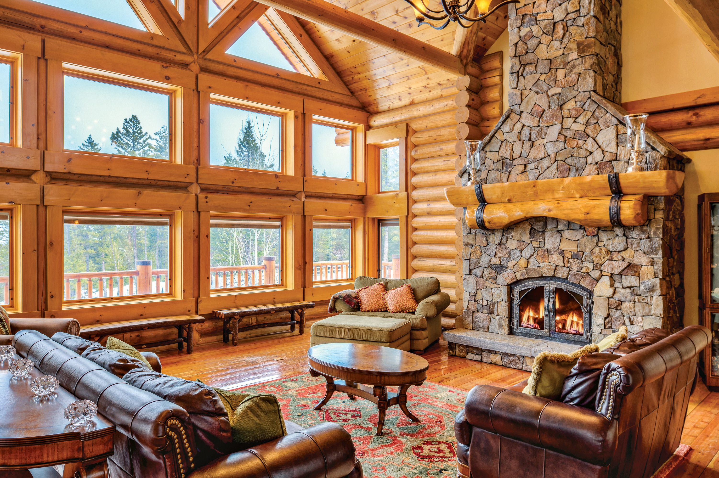 Kalispell Luxury Mountain Retreat Will Sell To Highest Bidder At May 27th AuctionOwners Of Big Sky Montana Equestrian Estate Select Grand Estates Auction