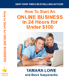 Start an Online Business in 24 Hours for Under $100