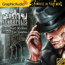 Zombie Detective Story Dramatized