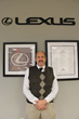 New Sales and Leasing Product Specialist Hired by MotorWorld Lexus