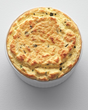 Roufia Payman shares her recipe for herbed ricotta souffle